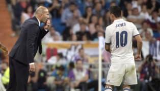 """""""È in forma e sono contento che sia con noi"""". Con questa semplice frase Zinedine Zidane potrebbe aver messo la parola fine al possibile trasferimento di..."""