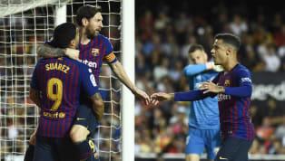 Prediksi Susunan Pemain Barcelona untuk Menghadapi Tottenham - Champions League