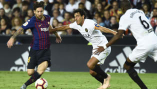 Final Copa del Rey akan berlangsung antara Barcelona kontra Valencia di Benito Villamarin, Minggu (26/5) pukul 02.00 dini hari WIB. Barcelona berpeluang...