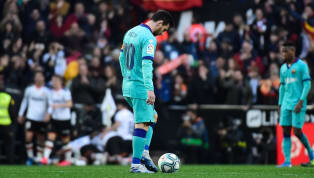 Barcelona fell to a costly defeat in their pursuit of the La Liga title at the Mestalla, as they lost 2-0 to Valencia on Saturday afternoon. Barcelona...