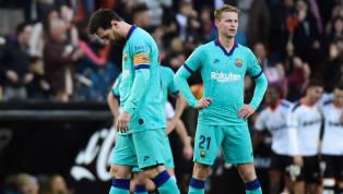 Tiền vệ Frenkie De Jong đã tỏ ra vô cùng lạc quan về tương lai khi khẳng định, anh và các đồng đội sẽ sớm trở lại sau thất bại bất ngờ trước Valencia hồi cuối...