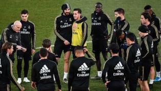 El año 2020 comienza con buenas noticias para Zinedine Zidane que tendrá a su disposición a prácticamente todos los jugadores de la primera plantilla para...