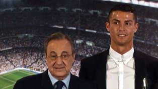La velada respuesta de Florentino Pérez a Cristiano Ronaldo en su mensaje navideño