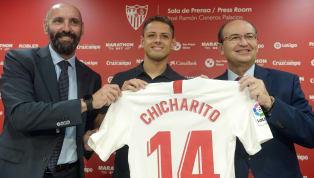 El pasado 1 de septiembre llegó a la ciudad hispalensela estrella mexicana,Javier Hernández 'Chicharito', para pasar las pruebas médicas y así firmar su...