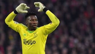 Ajax have turned down an approach from Manchester United for their goalkeeper Andre Onana, with the Dutch champions under no pressure to sell...
