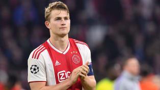 Ajax forması giyen Matthijs De Ligt'in önümüzdeki sezon hangi takımda forma giyeceği merak konusu olmaya devam ediyor. 19 yaşındaki Hollandalı stoperin adı...