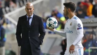 ​Zinedine Zidane has reassured Marco Asensio that he remains a key figure at Real Madrid, despite having endured a difficult season at the Bernabeu. The...