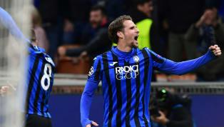 A los 15 minutos de juego, llegó el primer gol en Bérgamo. El 'Papu' Gómez envió un buen centro al centro del área valenciana para que aparezca por sorpresa...