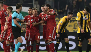 Ways After only one victory in their last five games, Bayern Munich bounced back to winning ways in the UEFA Champions League with two goals in two second half...