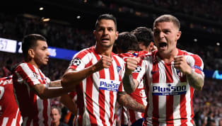 Laga perdanaChampions League2019/20,Juventusgagal menahan keunggulan 2-0 (gol dari Juan Cuadrado dan Blaise Matuidi)atas Atletico Madrid, karena Los...