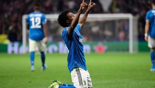 La Juventus Turin souhaite négocier afin de conserver son ailier colombien de 31 ans,buteur face à l'atlético Madridmercredi soir. Lié jusqu'en 2020 avec...