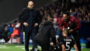 Bayer 04 Leverkusenhat Entwarnung bei Sven Bender gegeben. Der Innenverteidiger verletzte sich im Champions-League-Spiel gegen Atletico Madrid am...