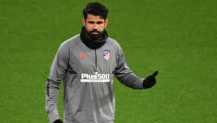 ​Atletico Madrid striker Diego Costa appeared to make light of the coronavirus as he coughed at reporters in the mixed zone following his side's Champions...