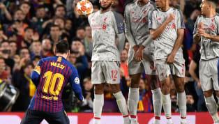  El Barcelonaha disputado esta noche el partido de ida de la semifinal de la Champions League ante el Liverpool en el Camp Nou, y el resultado fue de a...
