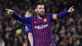 Barcelona superstar Lionel Messi clocked up yet another huge milestone on Wednesday as his brace against Liverpool in the Champions League semi final saw him...