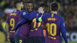 UEFA Şampiyonlar Ligi son 16 turu rövanş maçında Barcelona, Fransa'da 0-0 berabere kaldığı Olympique Lyon'u kendi sahasında 5-1 mağlup ederek adını çeyrek...