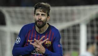 Gerard Piqué participó ayer en la goleada del FC Barcelona sobre el Olympique de Lyon. El catalán consiguió anotar el cuarto gol de su equipo y, con ese...