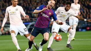 Muchas emociones en el arranque del partido entre el Barcelona y el Manchester United, por la revencha de los cuartos de final de la Champions League. Los de...