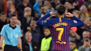 Si algo faltaba para que la fiesta del Barcelona fuese completa es que apareciese Coutinho. El brasileño no viene atravesando un gran momento de forma y...