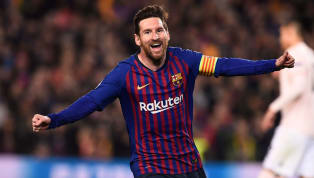 vils Barcelona eased into the Champions League semi-final with a comfortable 3-0 victory over Manchester United at the Camp Nou on Tuesday. The first half was...