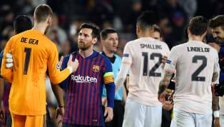 ยูฟา แชมเปี้ยนส์ลีก 2018/19 เลกที่สอง บาร์เซโลนา 3-0 แมนเชสเตอร์ ยูไนเต็ด คัมป์นู จนถึงตอนนี้ เร้ดเดวิลส์ ปราชัย 5 นัดจาก 7 เกมหลังสุดและ โอเล กุนนาร์ โซลชา...