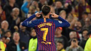 Au cœur d'une polémique suite à la célébration de son but face à Manchester United, lors des quarts de finale retour de la Ligue des Champions, Coutinho...