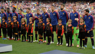 Barcelonacần 265 triệu Euro để mang về Antoine Griezmann, Matthijs de Ligt và Frenkie de Jong về, và việc bán một loạt ngôi sao trong đội hình sẽ giúp đội...