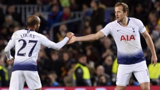 ​Tottenham attacker Lucas Moura could provide his side with a much needed boost as he nears a return to action sooner than initially anticipated. With Harry...