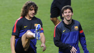 "​​Barcelona legend, Carles Puyol has opened up on his former club teammate, Lionel Messi, claiming that the Argentinian is the, ""best player in the history of..."