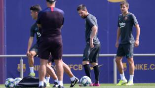 Kabar baik untuk fans Barcelona jelang laga grup F Champions League melawan Borussia Dortmund di Signal Iduna Park, Rabu (18/9) pukul 02.00 dini hari WIB....