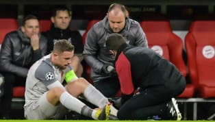 Liverpool ace Jordan Henderson looks likely to miss England's Euro 2020 qualifiers later this month, after leaving the field with an ankle injury early into...