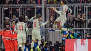 UEFA Şampiyonlar Ligi son 16 turu rövanş mücadelesinde Liverpool, Bayern Münih'i deplasmanda 3-1 mağlup ederek adınıçeyrek finale yazdırdı. Sadio Mane'nin 2...