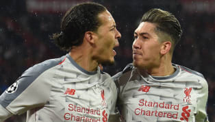Virgil van Dijk has insisted he's lucky to have Roberto Firmino on his sideas his qualities are ones he wouldn't like to come up against in an opposing...