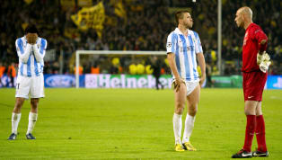 It's 9 April 2013, andafter a hard-fought stalemate at the Rosaleda, Malaga travel to Signal Iduna Park to take on Borussia Dortmund in the second leg of...