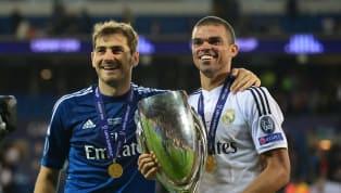 Después de ocho años compartiendo vestuario en elReal Madrid, Pepe y Casillas vuelven a reencontrarse en el Porto. Durante todo ese tiempo, además de ganar...