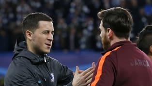 Persaingan antara dua megabintang sepak bola, Cristiano RonaldodanLionel Messisepertinya masih menjadi hal yang menarik untuk diperbincangkan,pasalnya...