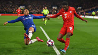 Chelsea's Champions League first-leg match against Bayern Munich was being tipped as the biggest test of the season so far for the club's young stars, and...