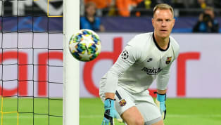 Borussia Dortmund carved out the majority of the clear cutchances in their Champions League group stage opener against Barcelona, but it was a familiar face...