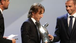 बीती रात मोनाको में हुए UEFA अवॉर्ड्स मेंकीएव मेंलिवरपूलको हराकर लगातार तीसरी बार चैंपियंस लीग क्राउन अपने नाम करने वाले रियल मैड्रिड का दबदबा रहा। भले...
