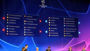 Sorteggio Champions League: le possibili avversarie di Juventus e Roma e indice di difficoltà