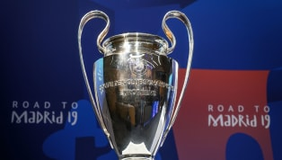So, the Champions League quarter and semi final draw has finally been made. This now leaves us with the potential for some wonderful finals. ...But, and...