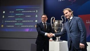 Hasil undian Champions League 2018/19 telah berlangsung di Nyon, Swiss, Jumat (15/3) malam WIB. Salah satu kandidat juara musim ini, Juventus, akan bertemu...