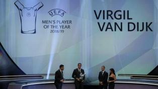  ประกาศผลออกมาเรียบร้อยแล้วสำหรับรางวัลนักฟุตบอลชายยอดเยี่ยมแห่งยุโรป หรือ ยูฟ่า POTY เมื่อคืนที่ผ่านมา โดยจะแบ่งเป็น 5 รางวัลหลัก ได้แก่...