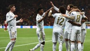 Trong ngày mà Thibaut Courtois đã thi đấu vô cùng xuất sắc, Real Madrid đã có thắng lợi quan trọng trước Galatasaray để qua đó, tiếp tục nuôi hy vọng giành vé...