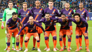 Picking the Best Potential Manchester City Lineup to Face Hoffenheim on Wednesday