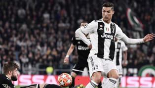 Mientras Leo Messi hace de las suyas en Barcelona, Cristiano Ronaldo no se queda atrás en Turín. A los 30 minutos de juego, el luso conectó un buen cabezazo...