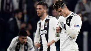 """FürJuventus Turinund seinen Megastar Cristiano Ronaldo ist die Saison beendet.Seit gestern Abend steht fest: auch in diesem Jahr wird die """"Alte Dame""""..."""