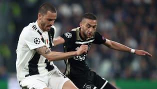 Leonardo Bonucci rischia la squalifica con la prova tv? Il difensore dellaJuventusè entrato nell'azione del gol dell'1-0 bianconero contro l'Ajax. Il...