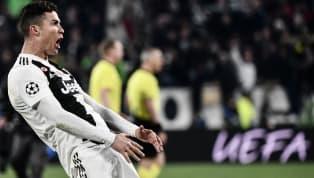 Auteur d'un triplé lors de la qualification de laJuventusface à l'Atletico, Cristiano Ronaldo a tenu à répondre à Diego Simeone en mimant un geste osé...