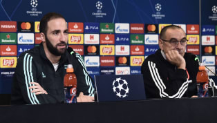 ​Gonzalo Higuain has revealed it was always his plan to stay at Juventus this season, following a whirlwind 2018/19 campaign which saw the Argentine play for...